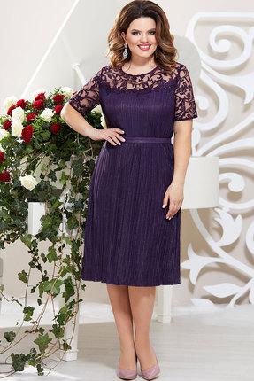 женское вечерние платье mira fashion, синее