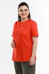 Блузка Belinga 5052 красный