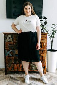 Юбка Olga Style с676 черный