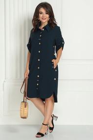 Платье Solomeya Lux 720 темно-синий