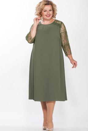 Платье Bonna Image 528 хаки