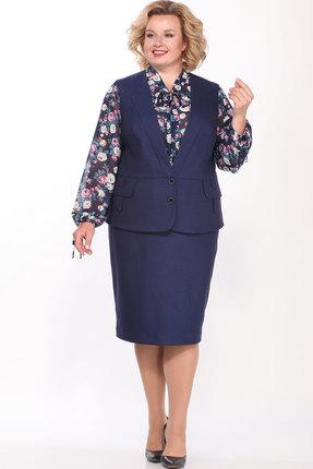Комплект юбочный Bonna Image 529 тёмно-синий