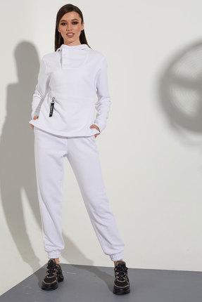 Спортивный костюм Golden Valley 6466 белый