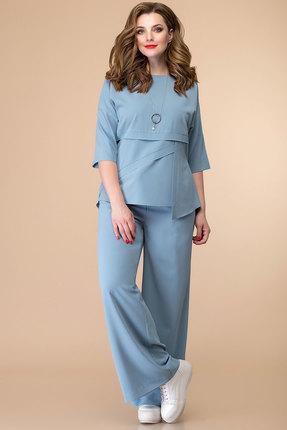 Комплект брючный Romanovich style 2-2029 голубой