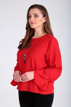 Блузка Таир-Гранд 62365 красный