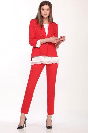 Комплект брючный Lady Secret 2393 красный