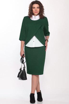 Комплект юбочный Lady Secret 1610 зеленый