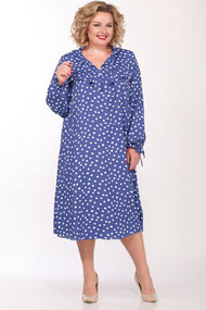 Платье Lady Secret 3670 синий