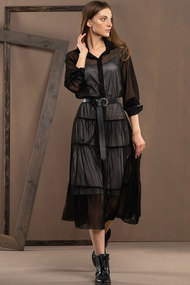 Платье Deesses 1015 черный