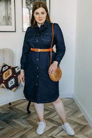 Платье Olga Style м356 смемй