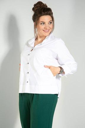 Рубашка JeRusi 2071 белый