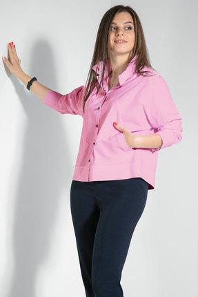 Рубашка JeRusi 2071 розовый
