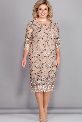 Платье Bonna Image 450 пудра