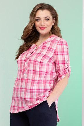 Рубашка Angelina & Co 381 розовый