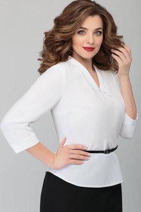 Блузка Асолия 4057 белый