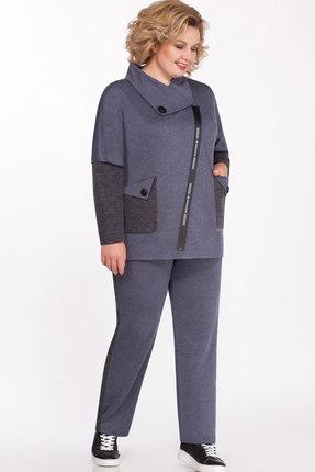 Спортивный костюм Теллура-Л 1511 синие тона