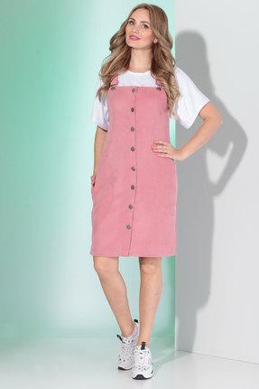 Сарафан Angelina & Co 364 розовый