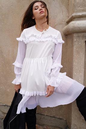 Платье ЛЮШе 2452 белый