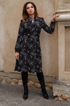 Платье ЛЮШе 2423 черный