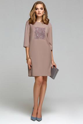 Платье Gizart 7284 розовый