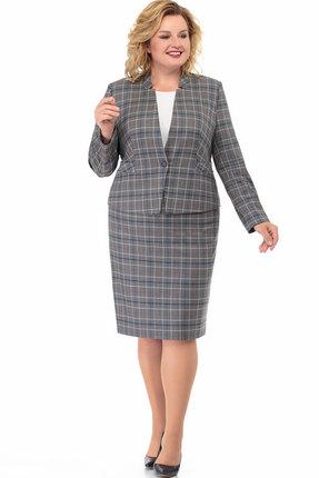 Комплект юбочный СлавияЭлит 471 серый