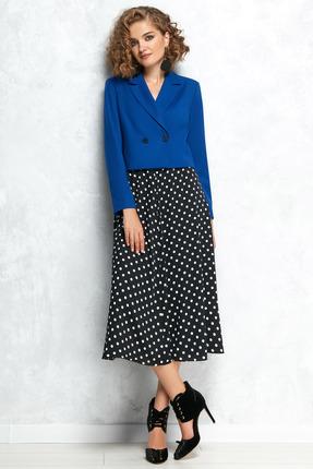 Комплект юбочный Gizart 5079 синий