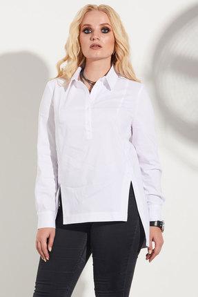 женская рубашка golden valley, белая