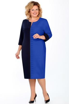 Платье Pretty 930 синий