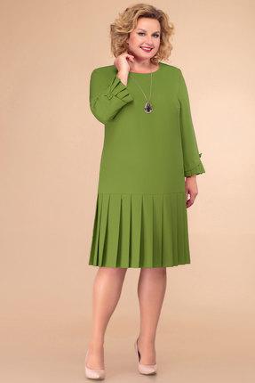 женское вечерние платье svetlana style, салатовое