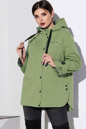 женская куртка lissana, оливковая