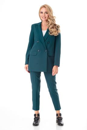 женский брючный костюм белэльстиль