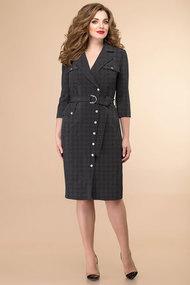 Платье Romanovich style 1-2013 черные тона