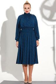 Платье Golden Valley 4704 синий