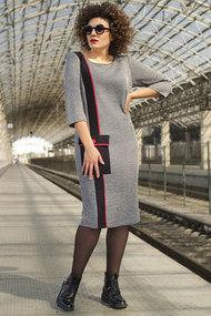 Платье Avanti Erika 1113 серый