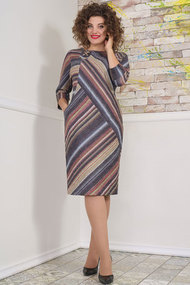 Платье Avanti Erika 1102-2 мультиколор