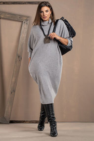 Платье Deesses 1067 серый