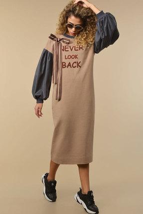 женское повседневные платье сч@стье
