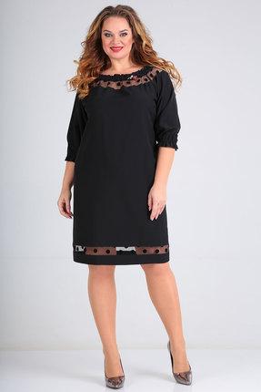 женское вечерние платье sovita, черное