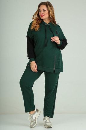 женский спортивный костюм sovita, зеленый