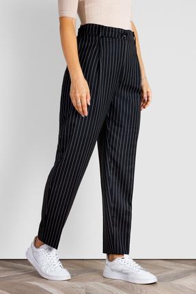 женские брюки mirolia, черные