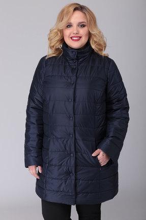 женская куртка algranda, синяя