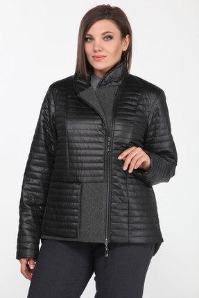 женская куртка lady style classic, черная