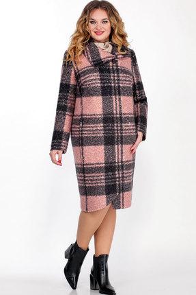 женское пальто lakona, серое