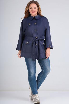 Куртка Milana 240 синий