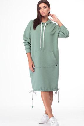 Спортивное платье TawiFa 1060 мята