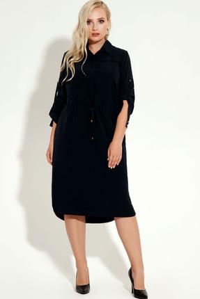 Фото - Платье Panda 425780 черный черного цвета