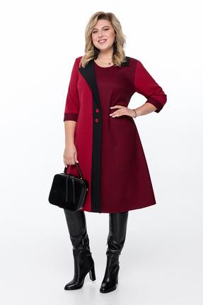 Платье Pretty 1155 красный