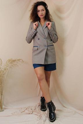 женский жакет juliet style, разноцветный