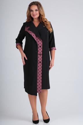 Платье Диамант 1570 черный