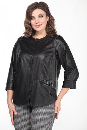 женский жакет lady style classic, черный